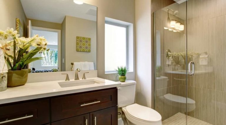 Allowing the Best Small Bathroom Cabinet Design