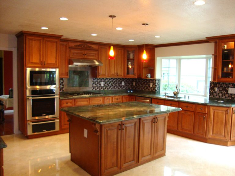 Your Kitchen Area Cabinets