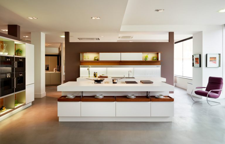 Some Kitchen Island Design Ideas