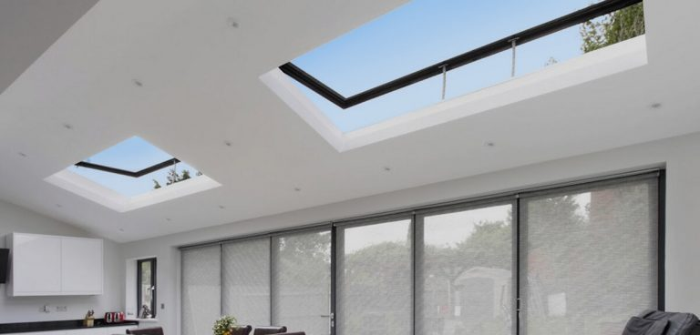 Modern Bespoke Skylight Design