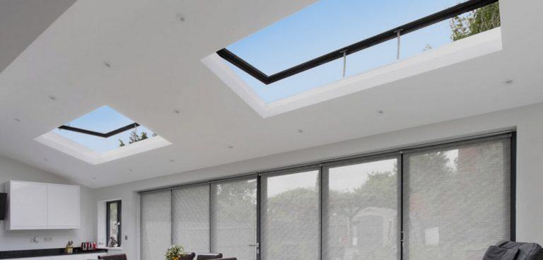 Modern Bespoke Skylight Design